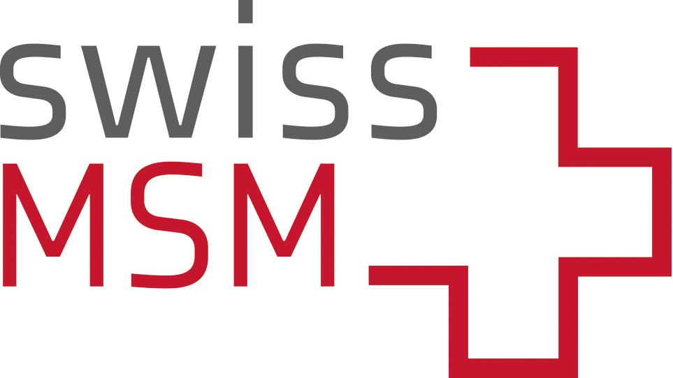 Swiss MSM Logo